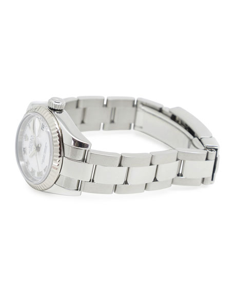 NM Watch Collection by Crown & Caliber Classic Rolex Ladies' DateJust Watch