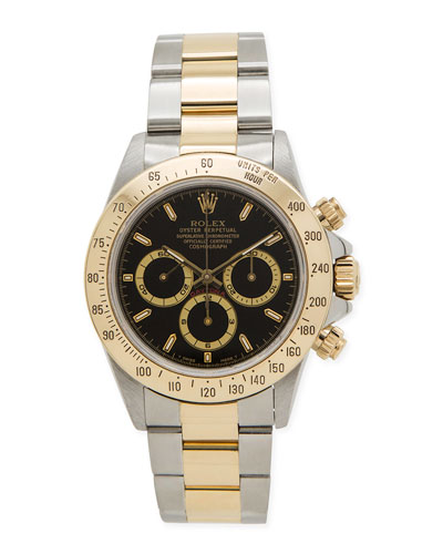Classic Rolex Men's Daytona Cosmograph Watch