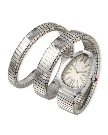 BVLGARI 35mm Serpenti Tubogas Watch