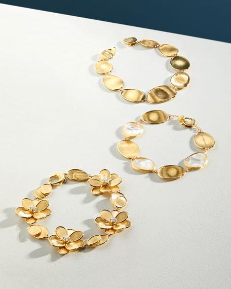 Marco Bicego Lunaria Mother-of-Pearl Station Bracelet