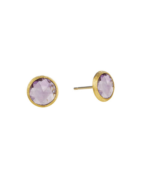 Marco Bicego Jaipur Amethyst Stud Earrings