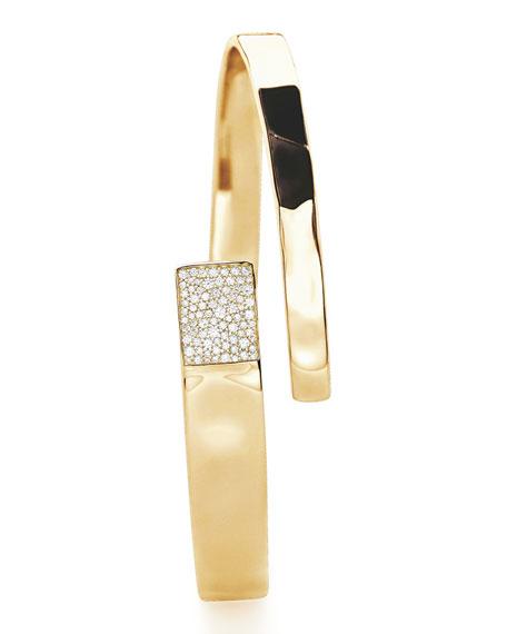 Ippolita 18K Senso™ Bangle with Diamonds