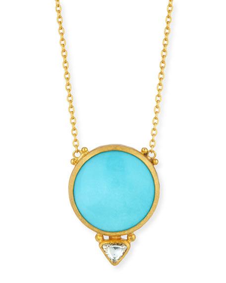 Gurhan Amulet Hue Pendant Necklace cm8hLIeJm