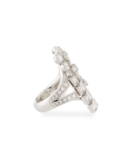 Mixed-Set Diamond Rectangle Ring