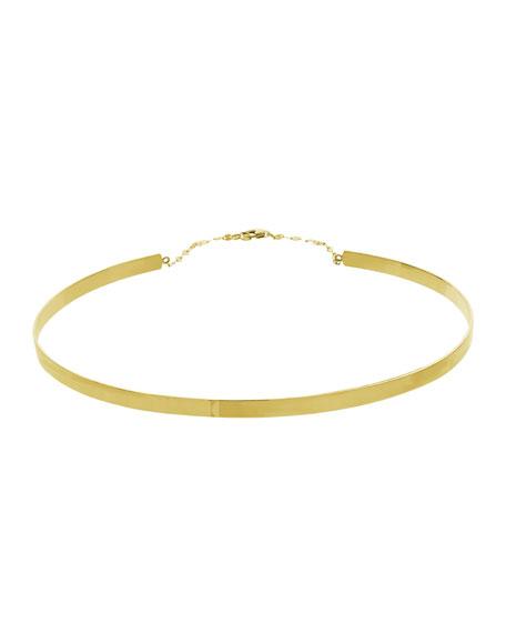 Gloss Medium Choker Necklace