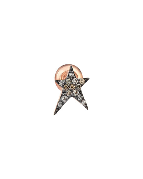 Kismet by Milka Struck Star 14k Champagne Diamond