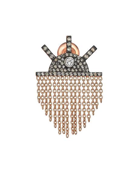 Kismet by Milka Beyond 14k Diamond Orbit Single