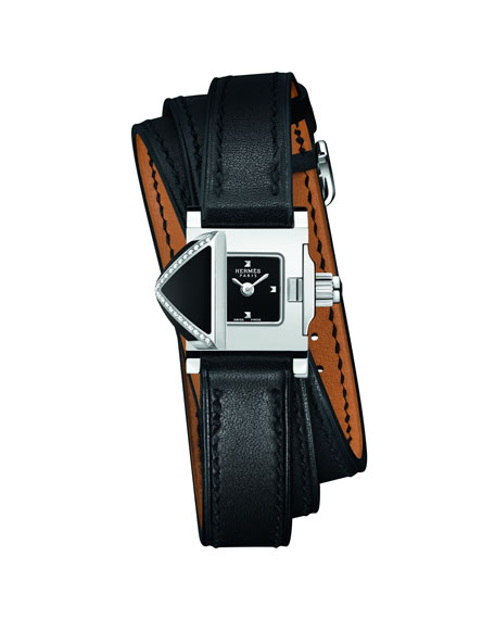 Image 3 of 4: Hermès Medor Rock Watch, 16 x 16 mm