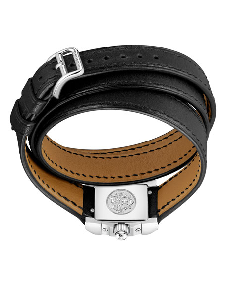 Image 4 of 4: Hermès Medor Rock Watch, 16 x 16 mm