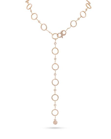 Dominique Cohen 18k Rose Gold Basic Chain Necklace