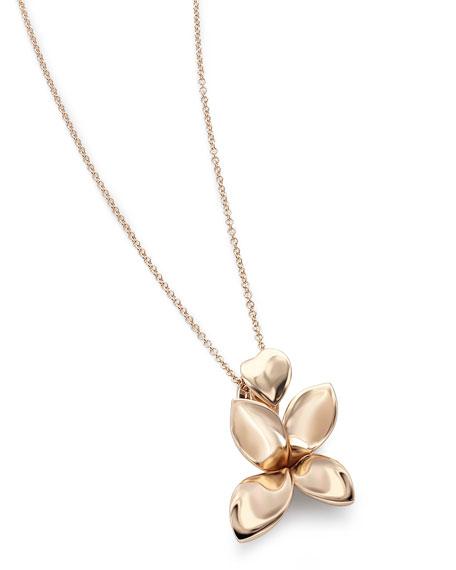 Pasquale Bruni Giardini Segreti 18k Rose Gold Pendant Necklace