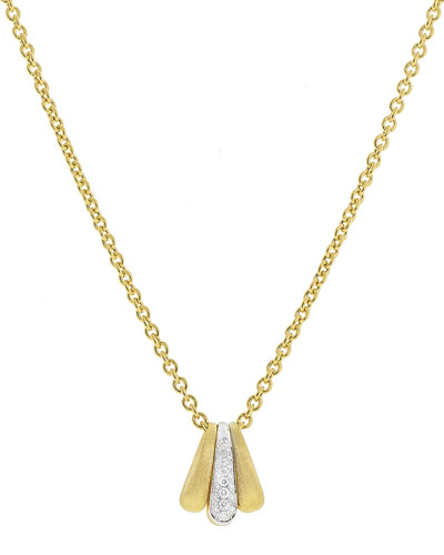 Legàmi 18k Diamond Pendant Necklace
