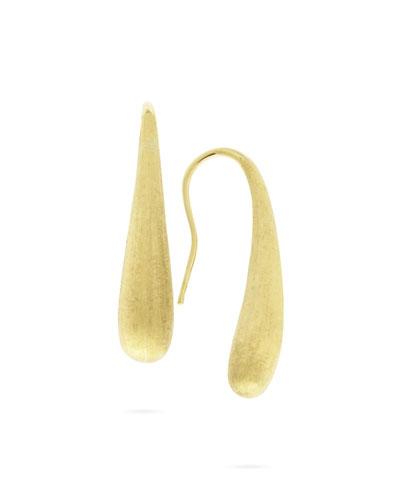 Lucia 18k Gold Graduated Earrings