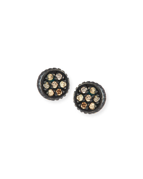 Yossi Harari Lilah Gilver Diamond Earrings
