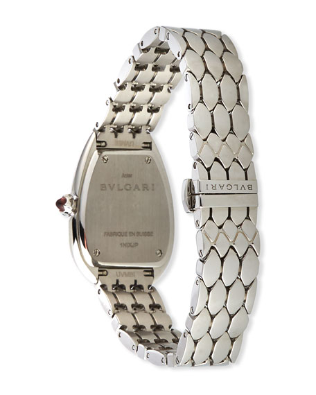 Image 3 of 3: Serpenti Seduttori Stainless Steel 33mm Watch w/ Bracelet