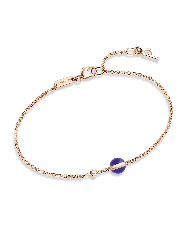 Piaget Possession Lapis & Diamond Station Bracelet kD2C2