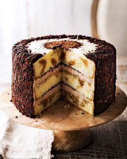 The Ya-Hoo! Baking Company Tiramisu Cake