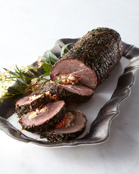 Italian Stuffed Tenderloin, For 6-8 People