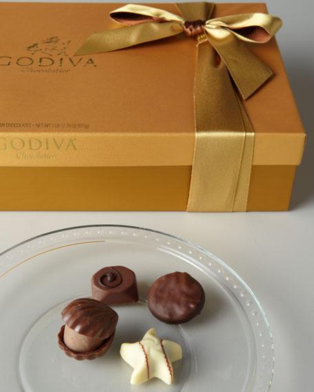Godiva Chocolatier GODIVA 70PC CLASSIC BALLOTIN