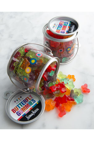Dylan's Candy Bar Butterfly Gummies in Paint Can
