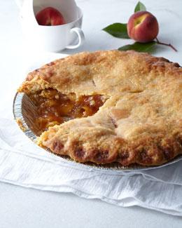 Tootie Pie Company Tootie's Peach Pie