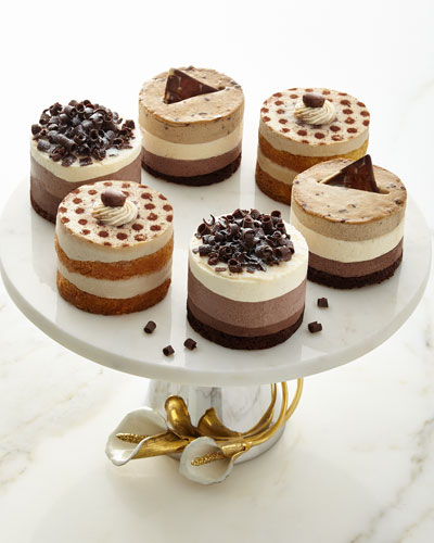 Decadent Dessert Sampler