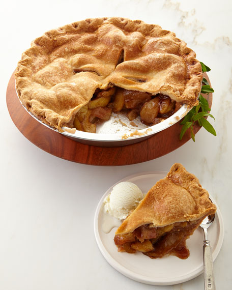 Sweet Lady Jane Deep-Dish Apple Pie, For 10-12