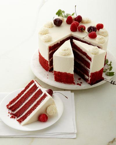 Red Velvet Cake, For 12-20 People