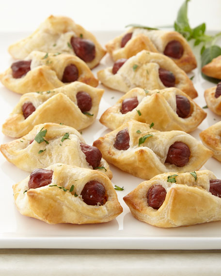 The Perfect Bite Co Mini Hot Dogs en