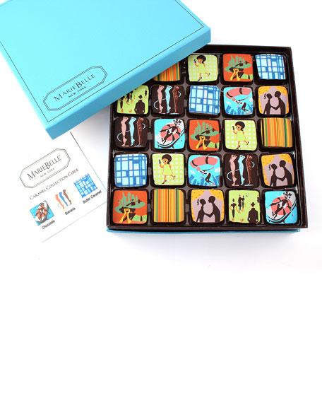 25-Piece Caramel Collection