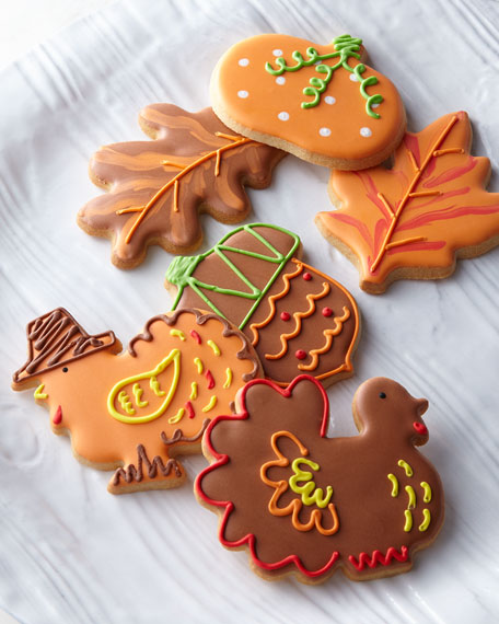Fall Harvest Cookies