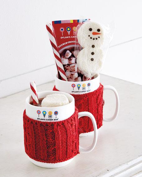 dylan 39 s candy bar holiday hot chocolate set. Black Bedroom Furniture Sets. Home Design Ideas