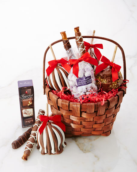 Mrs. Prindable's Classic Holiday Basket