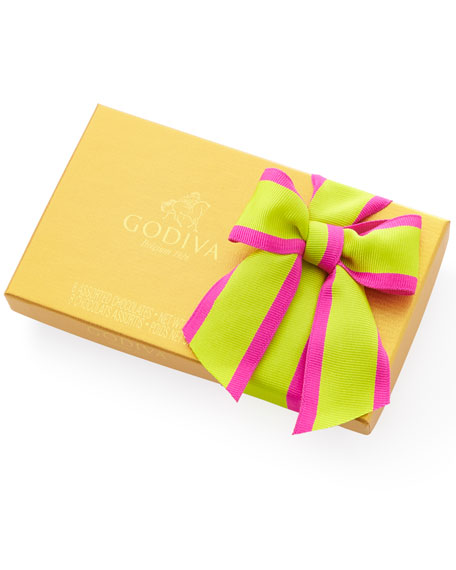 Godiva 8-Piece Gold Spring Assortment