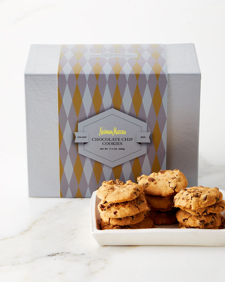 Neiman Marcus NM Chocolate Chip Cookies