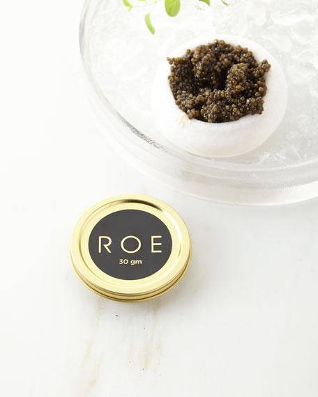 Roe Caviar White Sturgeon Caviar, 30gm