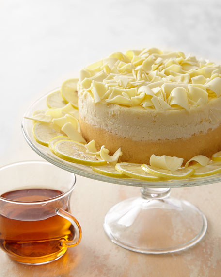 Alaska Silk Pie Co Limoncello Gluten-Free Cheesecake, For