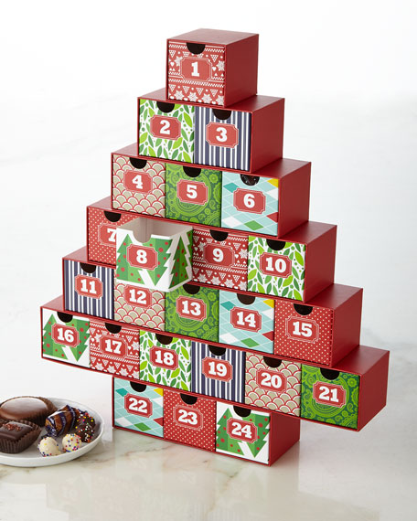 Mrs. Prindable's Christmas Advent Calendar