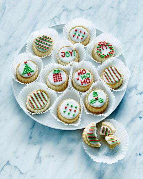 Le Gourmet Baking Christmas Shortbread Tin
