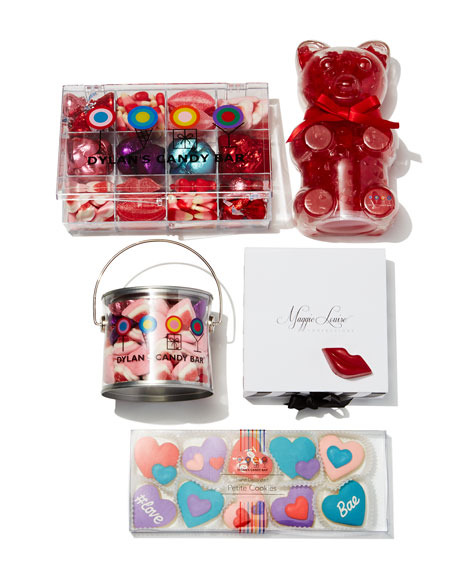 Valentine's Day Candy Tackle Box