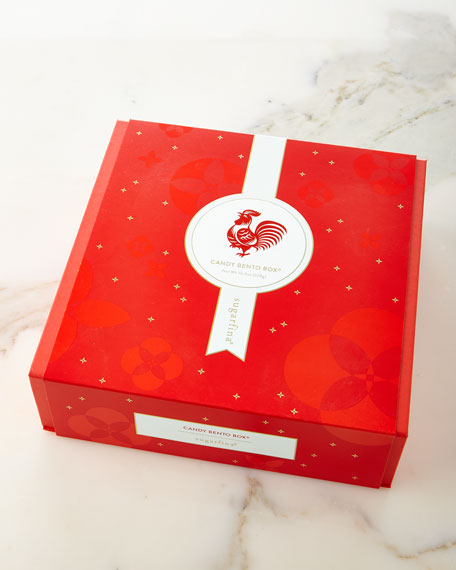 8-Piece Candy-Filled Chinese New Year Bento Box