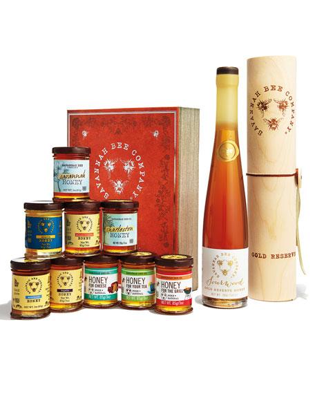 Sourwood Gold Reserve Honey