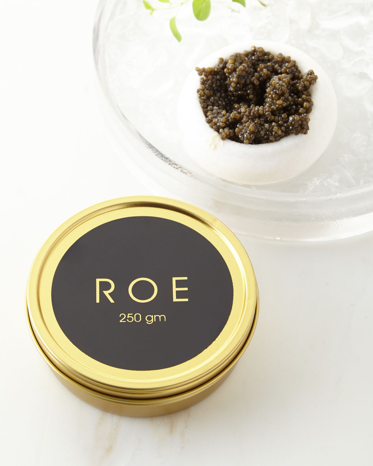 Roe Sturgeon Caviar, For 8+ People