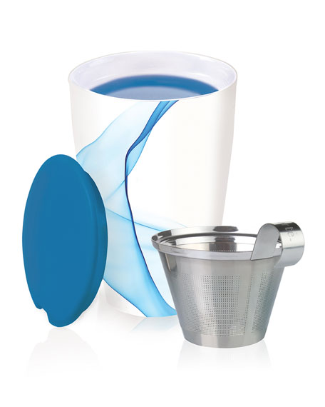Bleu Collection KATI Steeping Cup and Infuser
