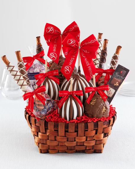 Mrs. Prindable's Holiday Gift Basket