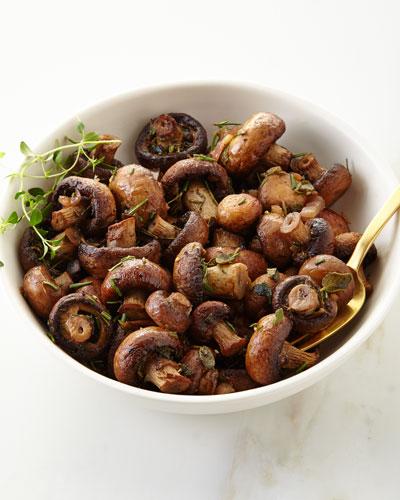 Sage Roasted Mushrooms