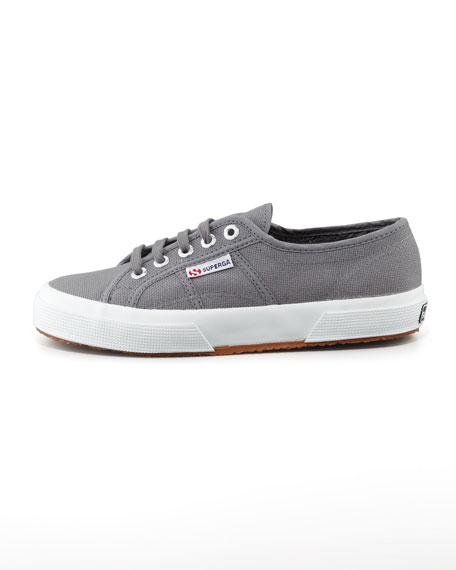 Cotu Flat Canvas Sneaker, Gray