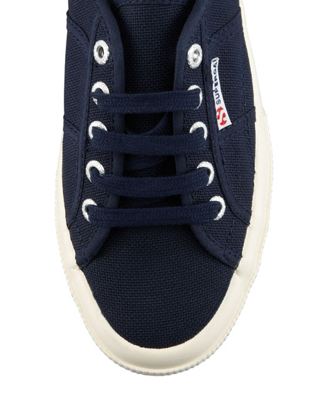 Cotu Flat Canvas Sneaker, Navy