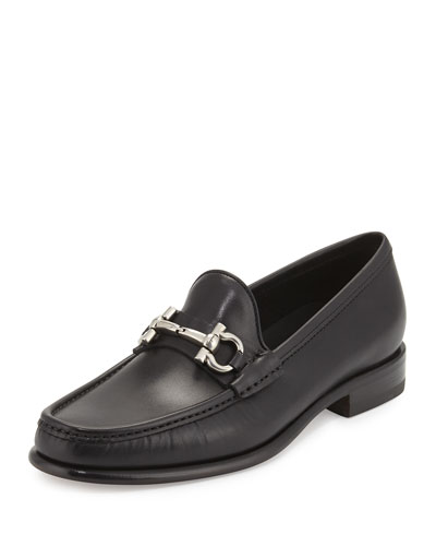 Mason Gancini Loafer, Nero