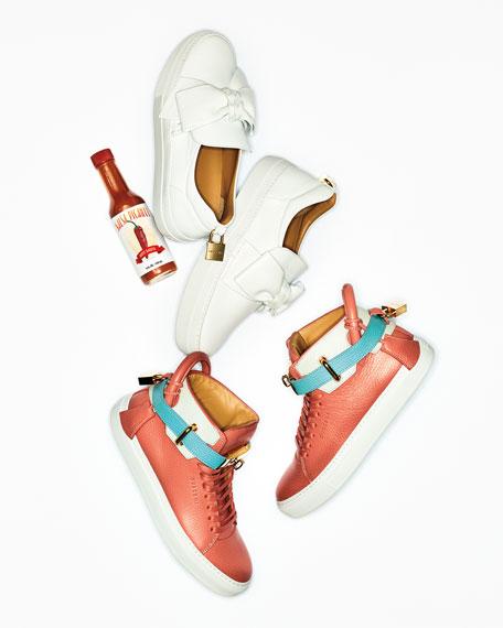 Bow Platform Skate Sneaker